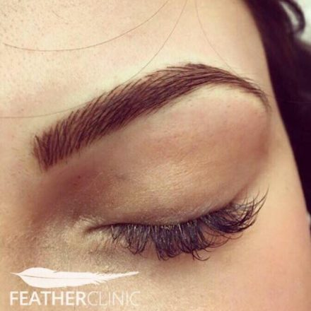 Feather Touch Eyebrow Tattoo | Feather Clinic Brisbane